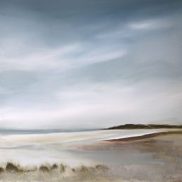 Alice Scrutton painting